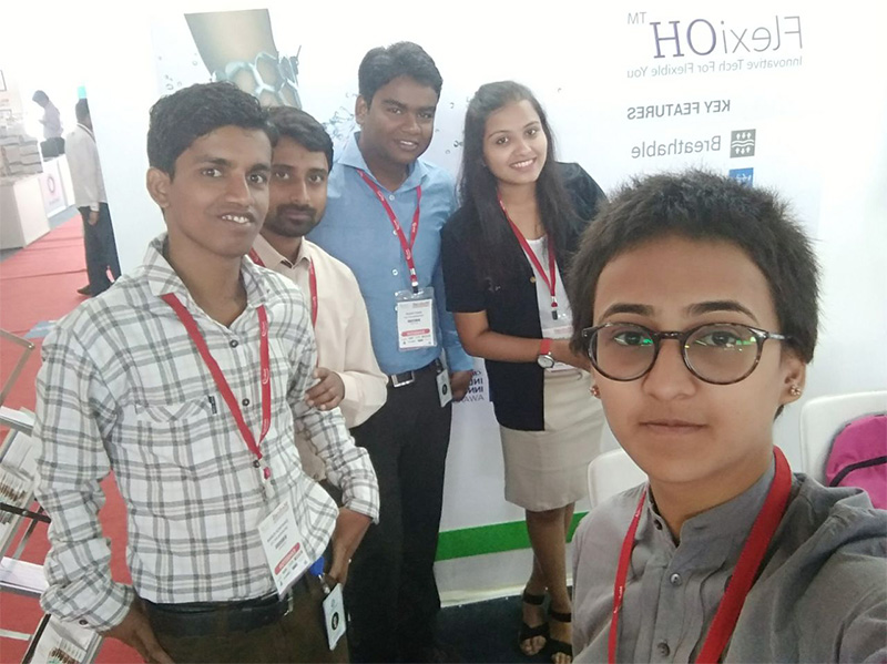 OrthoHeal in MediCall Expo 2018 at Hyderabad